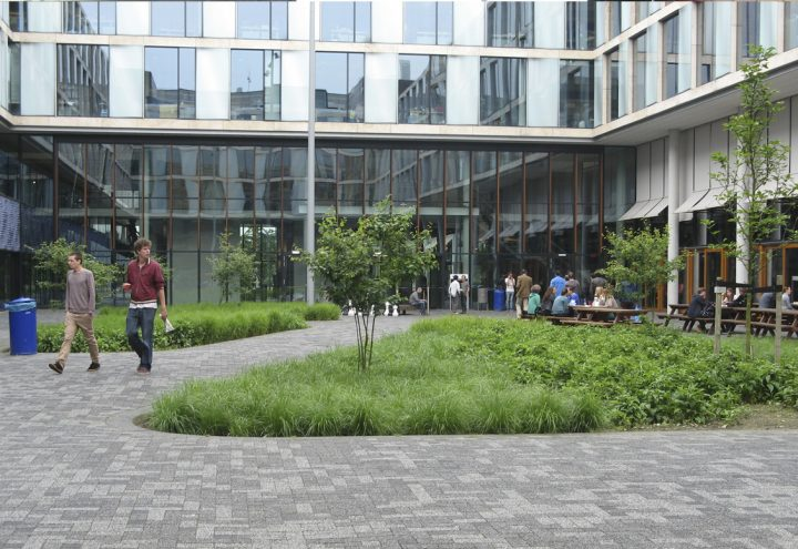Science Park te Amsterdam